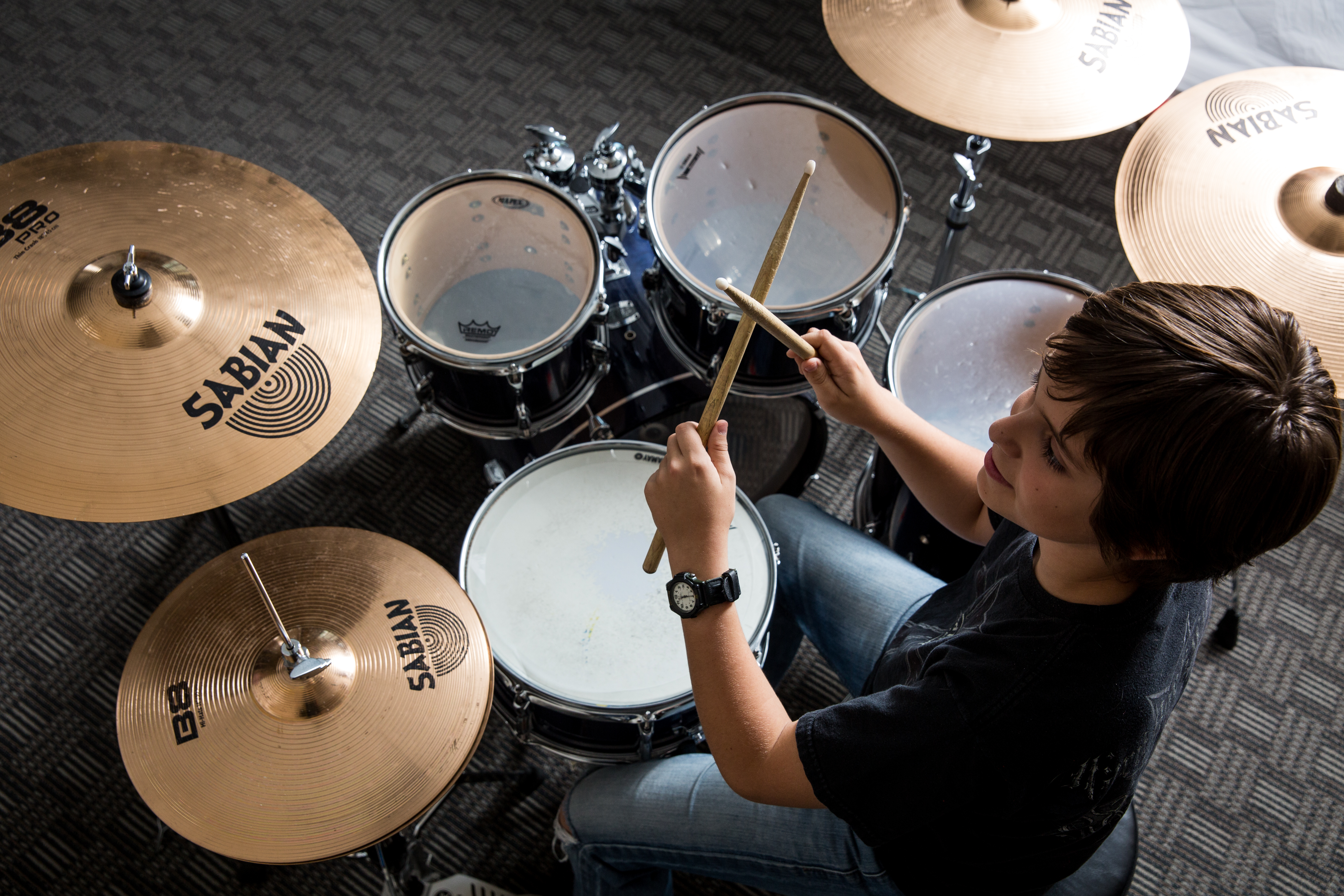 Pads, Stools, and Sticks: Beyond the Drum Set