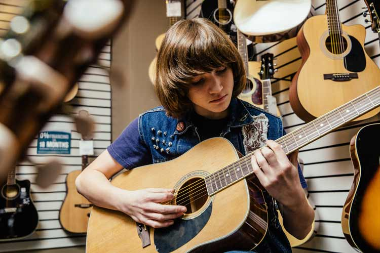 A Parent's Introduction to the Acoustic Guitar