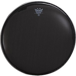 Remo Black Max Crimped Marching Snare Drum Head