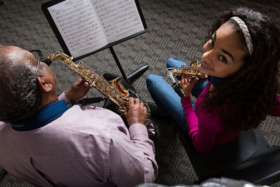 Five Reasons Why Private Music Lessons Work